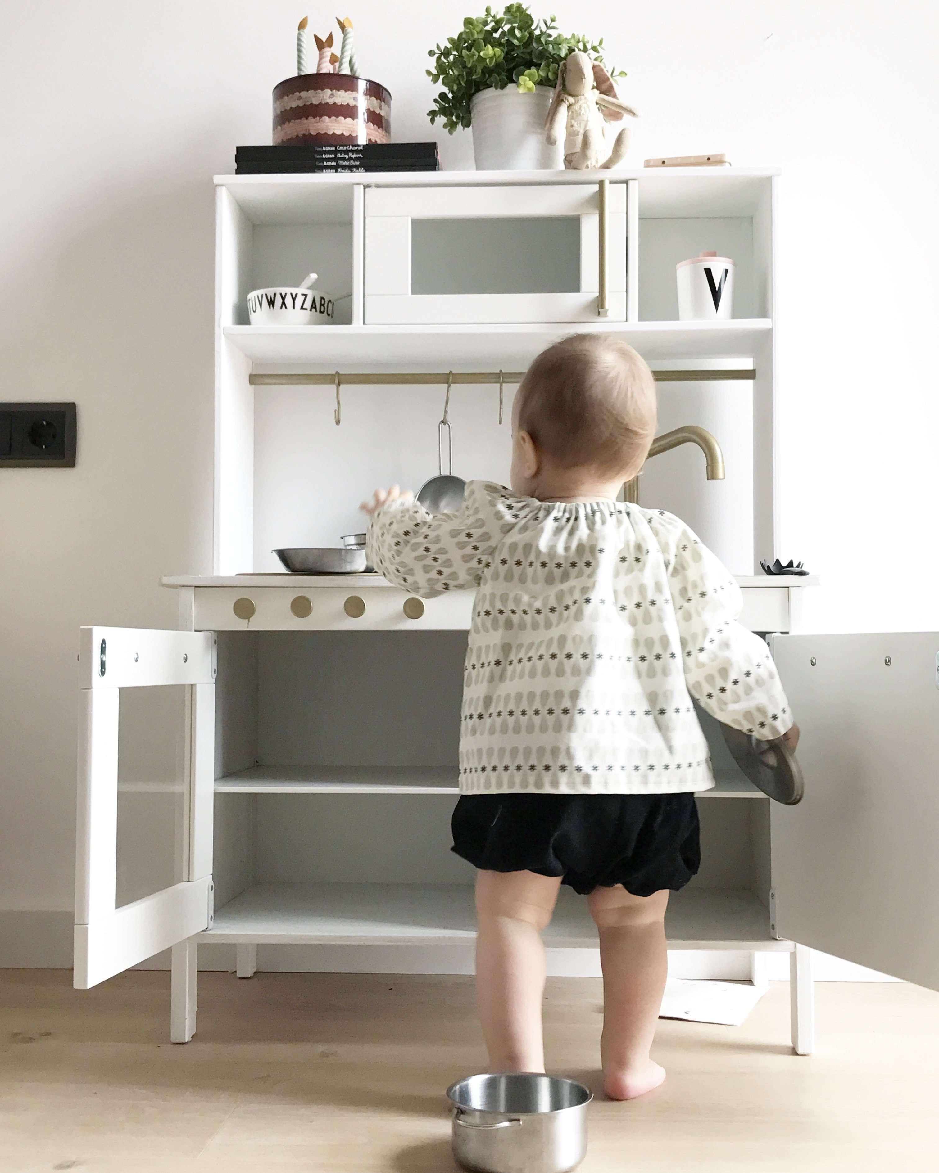Ikea Duktig Hack Estoreta Family Craft Deco
