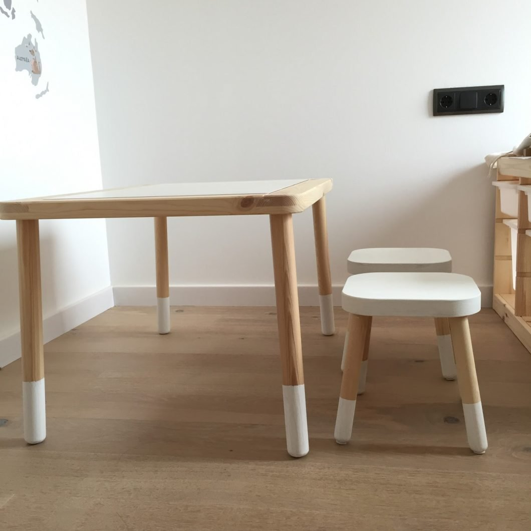 Diy muebles montessori de ikea con un toque n rdico - Saco nordico ikea ...